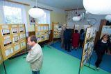 Pohled na výstavu