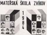 Tablo MŠ 1984