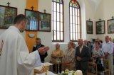 Žehnání kaple 7. 9. 2013