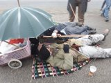 Masopust - bezdomovci