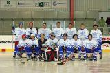 Hokejisté Zvíkova na turnaji v Brně 5. 5. 2008