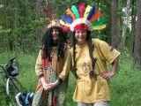 Indiánky